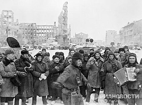 Сталинград: великая победа великой войны! 329333367=