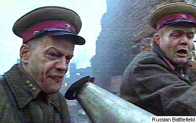 Солдаты ВОВ №10 - Офицер НКВД в повседневной форме, 1941-1943 гг.